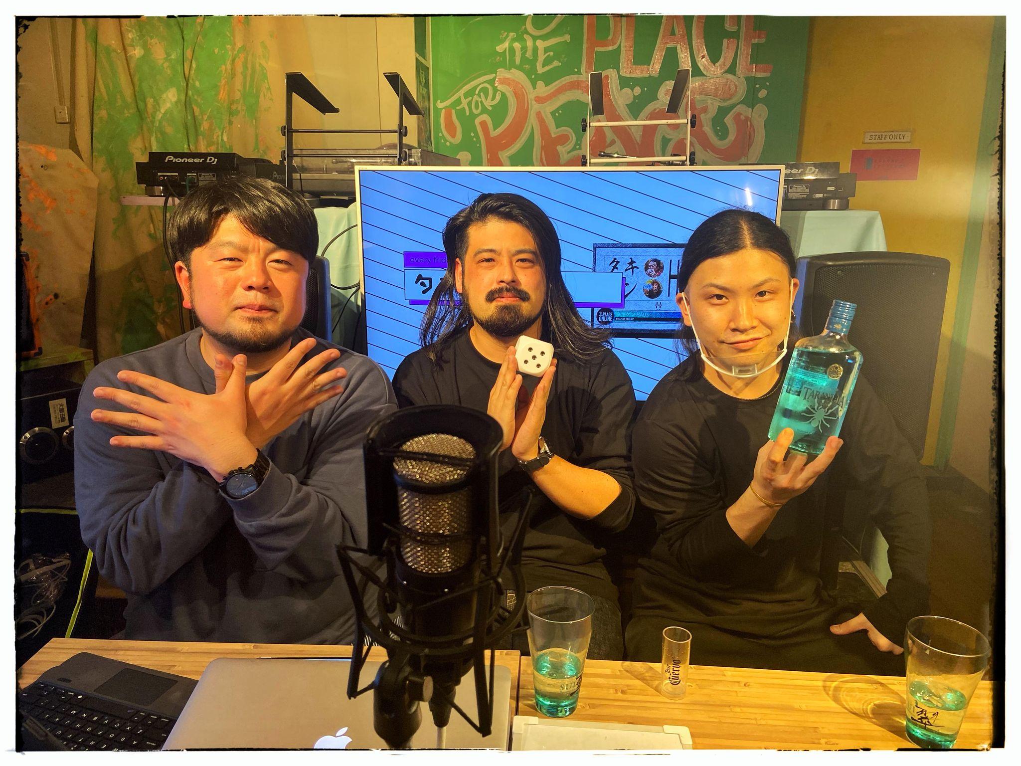 【タキケンHAUS🏠】Guest:川畑淳平(カメラマン)