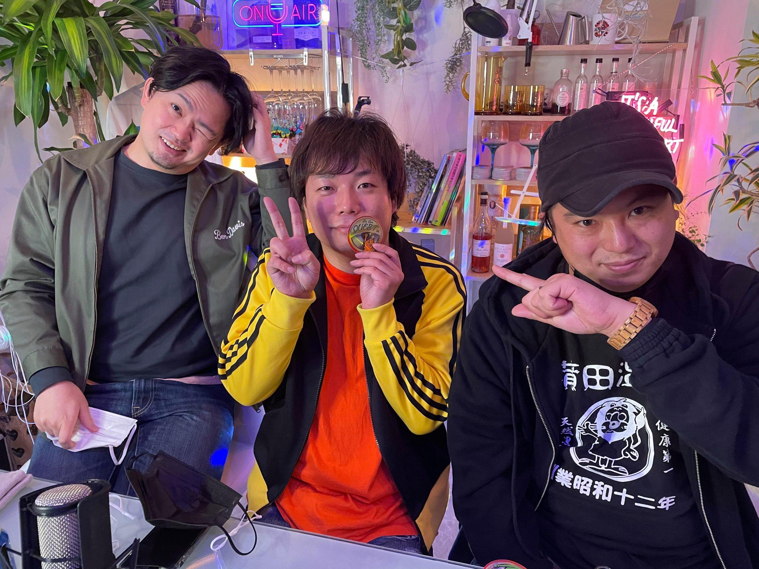 """#Daizo999 ~銀河放送局~"" 【MC】44tk / LIAR / JILOW"