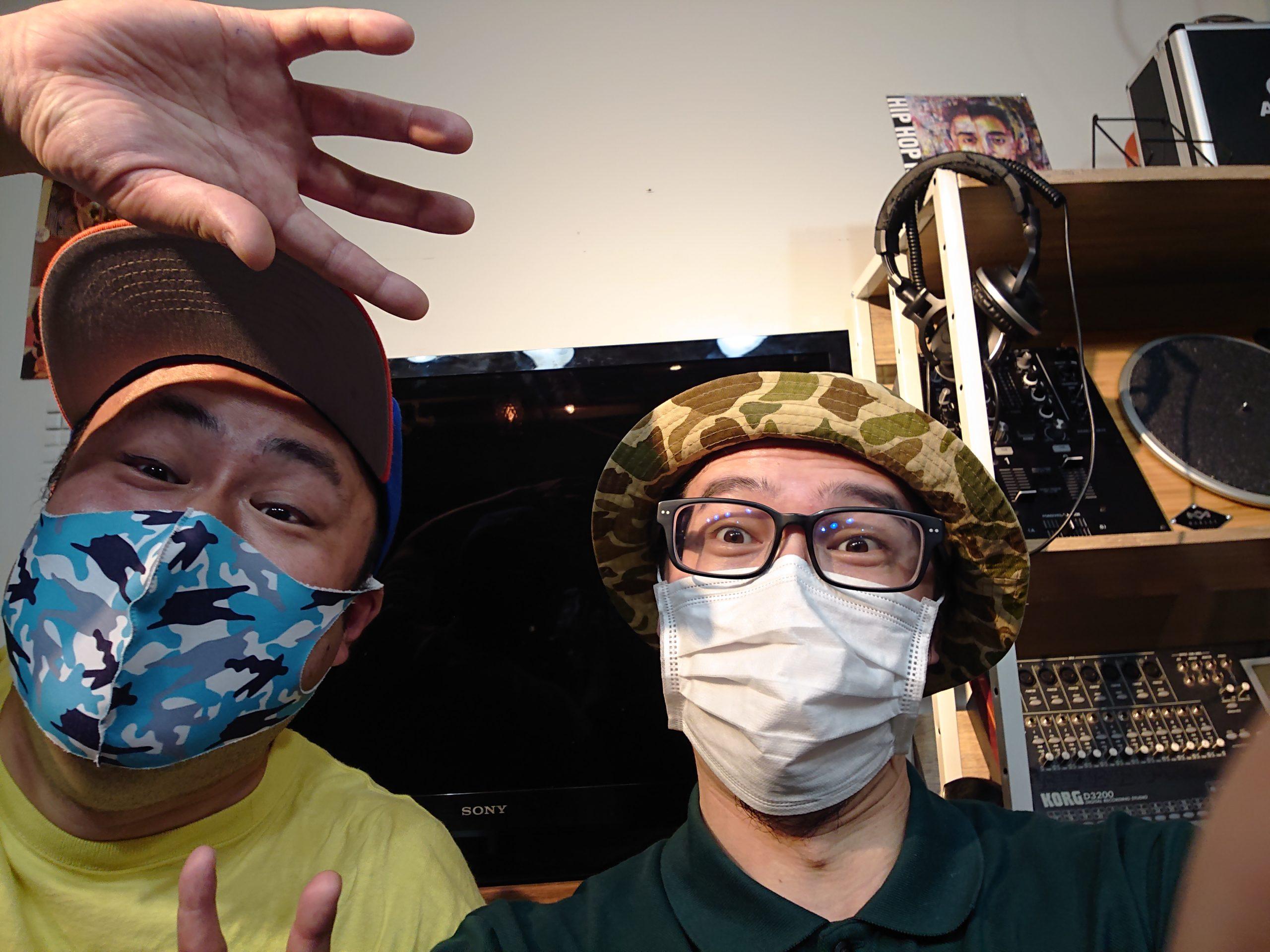【RADIOウェイヨー軒 #5 】MC:satch /  Guest:銀河旋風亭クライマ→