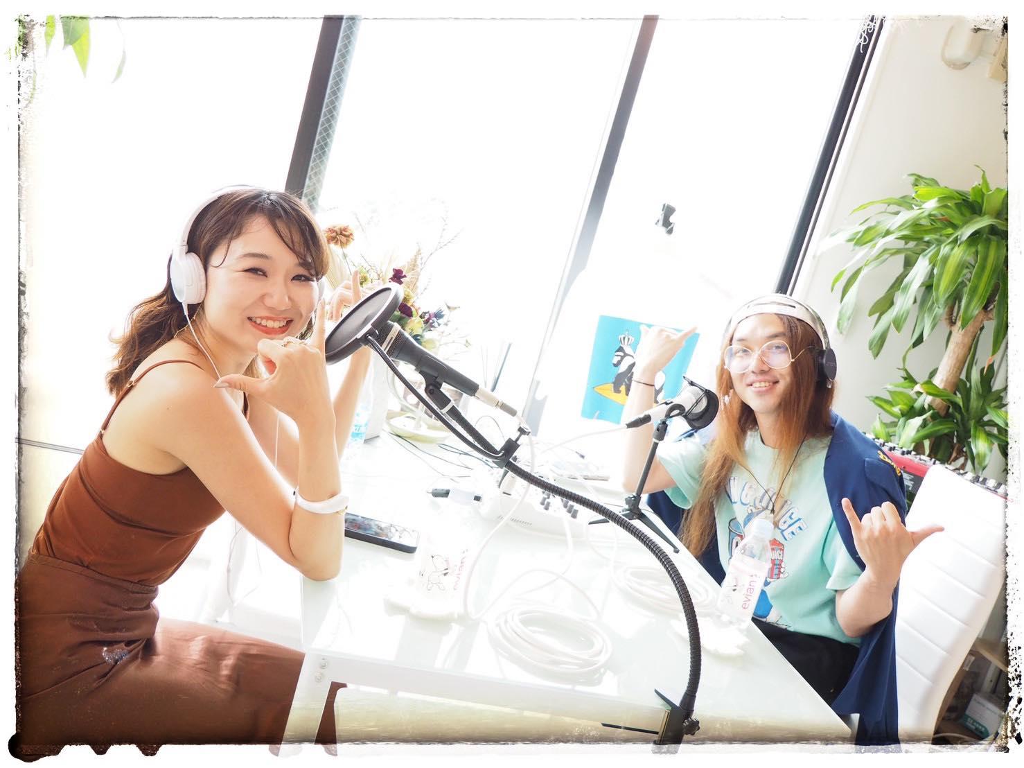 【あつ海RADIO】#6 キング=レオ / bianca「MV撮影を終えて」