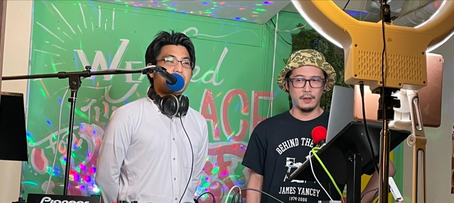 【RADIOウェイヨー軒 #10】MC:satch/Guest:ヒコク