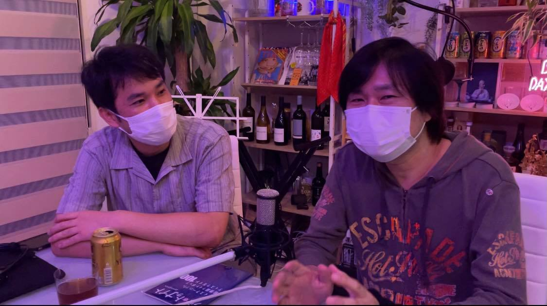 """""""#Daizo999 ~銀河放送局~"""" 【GUEST】 輝井永澄 おおぐろてん"""
