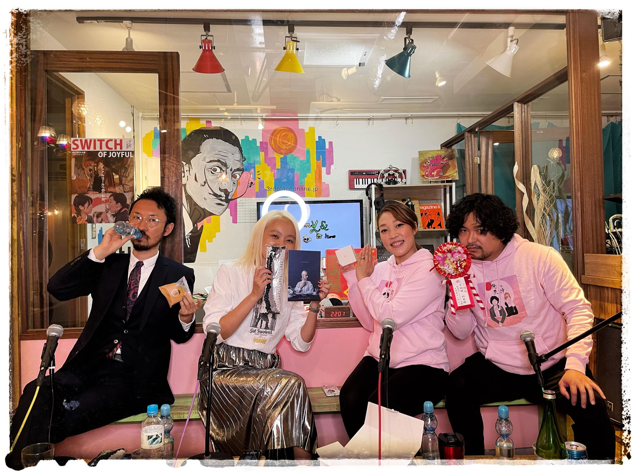 【Namy& home】新婚さんいらっしゃい!!!Guest:下村夫妻(3rdPlaceOnline)