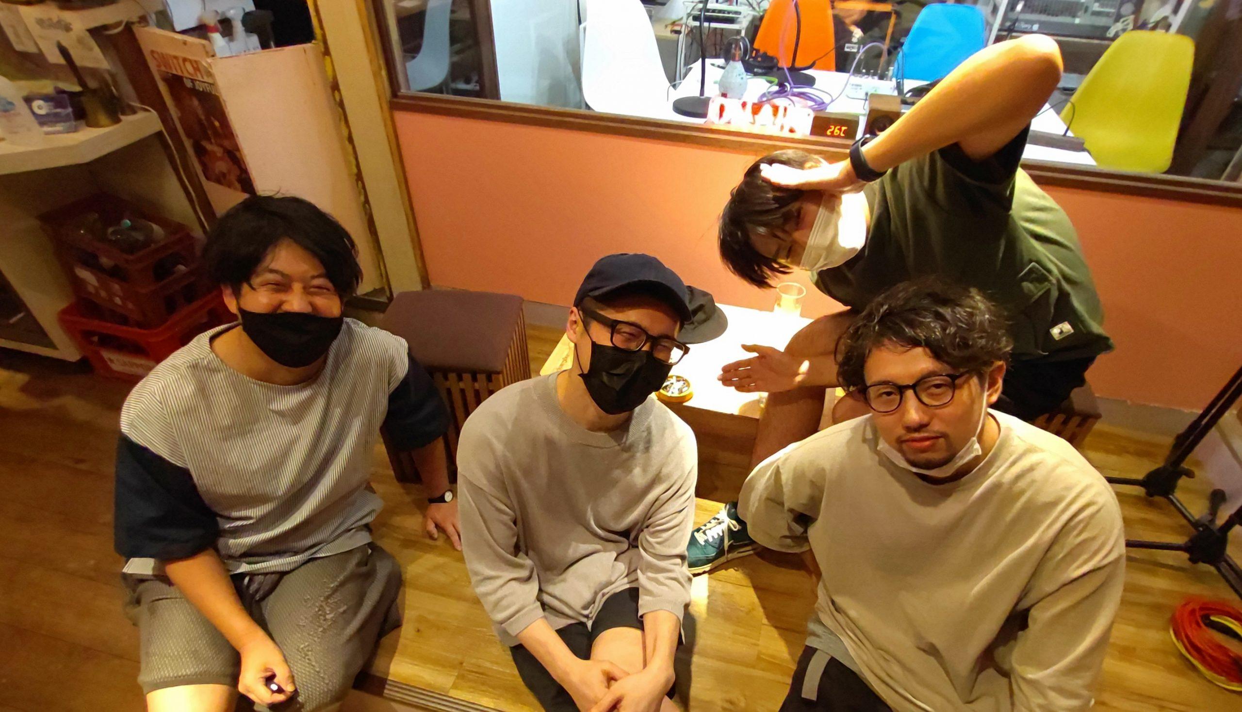 【RADIOウェイヨー軒 #17】MC:satch/Guest:JOHNNYPARK「東京~地方をまたいでバンドを続けるライフスタイル」
